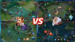 AOG vs AOV | Đấu trường vinh quang vs Liên quân mobile | AOG vs ROV