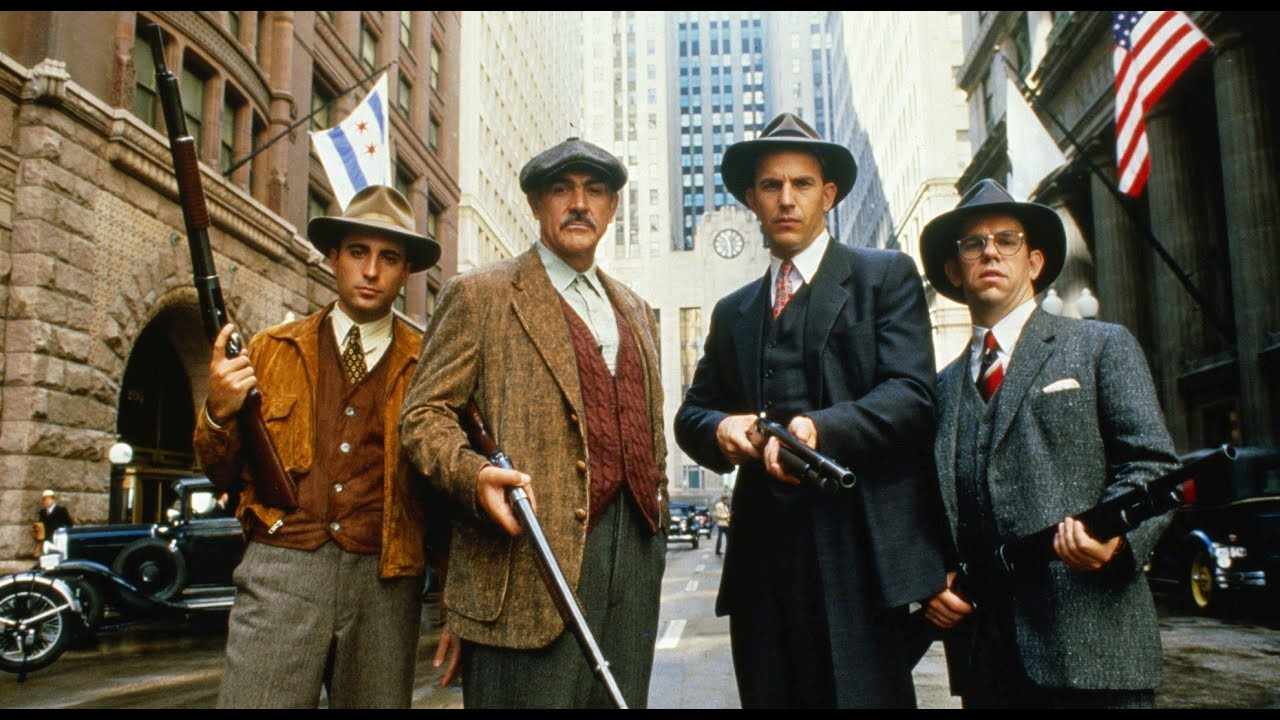 """""""The Untouchables"""" Free Screening on Zoom!"""