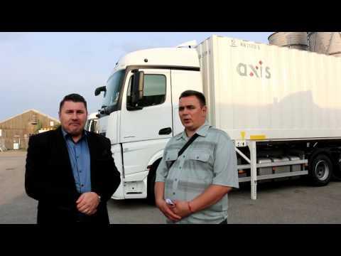 Разговор о транспотрных перевозках в Германии часть 1