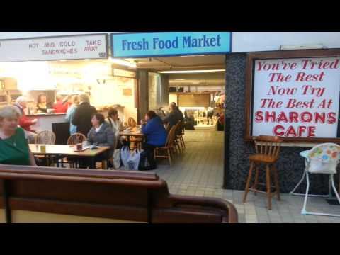Castle Market-Sheffield-Last Day Of Trading :'(