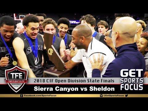 1f9b522f47b Sierra Canyon Trailblazers - 2018 CIF Open Division State Champions ...