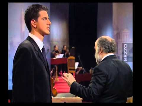 Philippe Jaroussky . Stabat Mater and Magnificat (Esurientes) by A. Vivaldi.