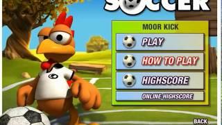 Moorhuhn Soccer / moorhuhn crazy chicken