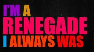 Paramore - Renegade Lyric Video