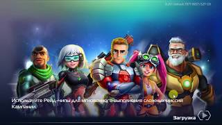 Обзор игры Galaxy Heroes: Space Wars [Android / IOS] ТОП бесплатных игр на телефон