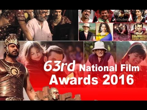 63rd National Film Awards Full Video | Kangana, Amitabh winners | Bahubali Best Film, 2016