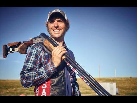 Frank Thompson Olympic Shooting Team