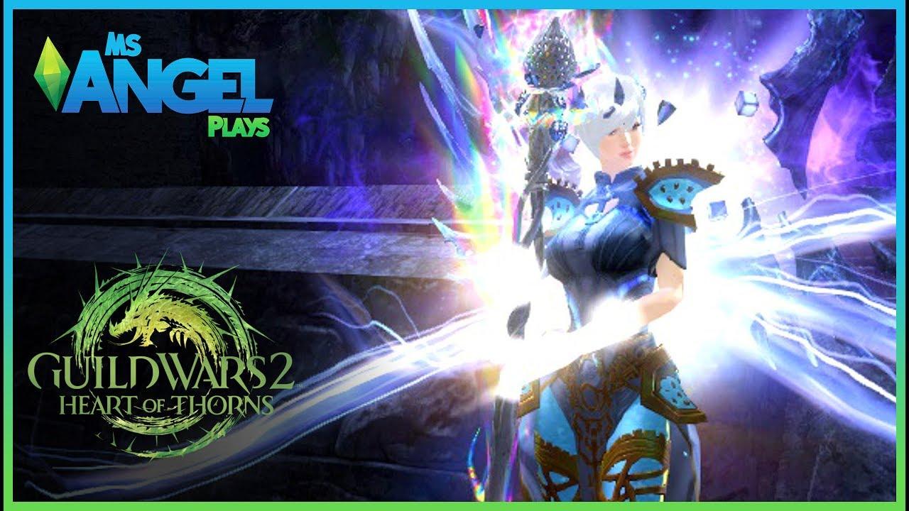 Guild Wars 2 Sublime Mistforged Triumphant Hero's Raiment   msangelplays