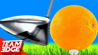 Fruit Golf Challenge!!