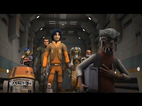 [Hondo tells the Ghost crew lies Storie's] Star Wars Rebels Season 2  Episode 6 [HD]