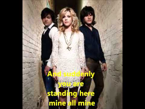 I Saw a Light (Lyrics & Pictures) - The Band Perry