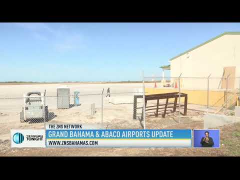 Grand Bahama & Abaco Airports Update