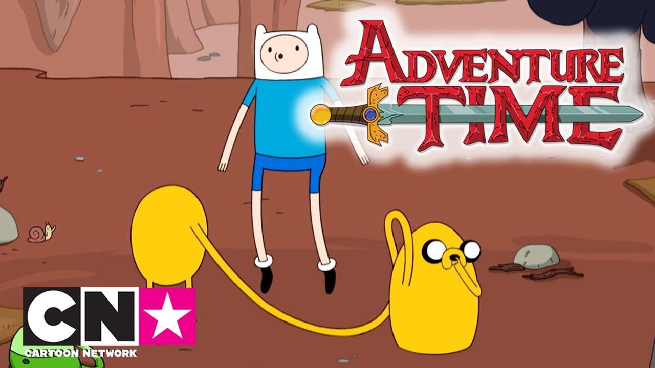Hora de Aventuras | Entrénate con Finn y Jake | Cartoon Network