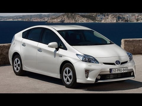 2013 toyota prius plug in hybrid youtube. Black Bedroom Furniture Sets. Home Design Ideas