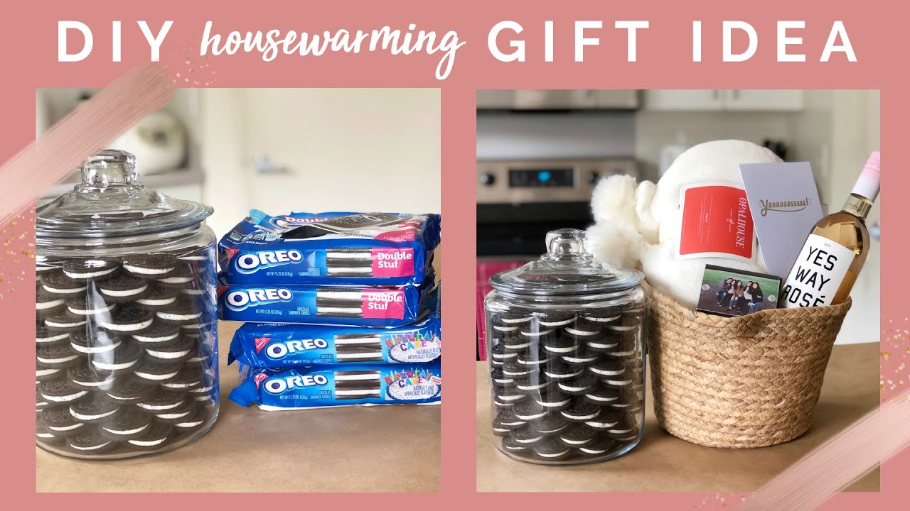 Diy House Warming Gift Idea W Diy Cookie Jar