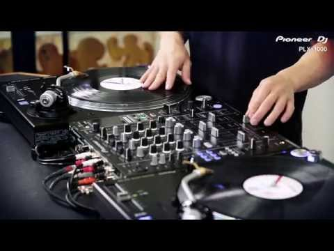 Pioneer PLX-1000 Official Introduction
