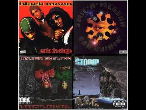 Ranking 4 Classic  Debut Albums From Boot Camp Clik Members