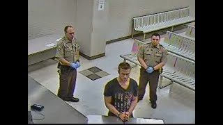 RAW VIDEO: Mitchell Taebel, suspect who led DPS on a chase through Phoenix, faces judge