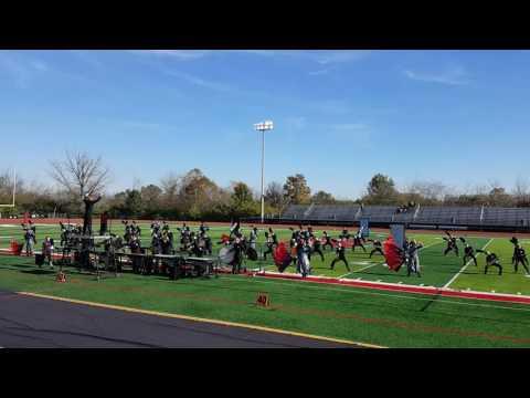 Talawanda High School Marching Band Mid States Band Association Class AAA Championships 11/5/2016