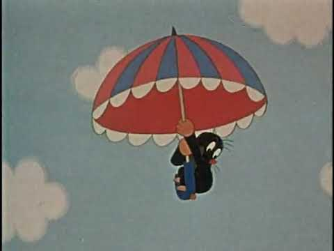 Кротик и зонтик мультфильм смотреть онлайн