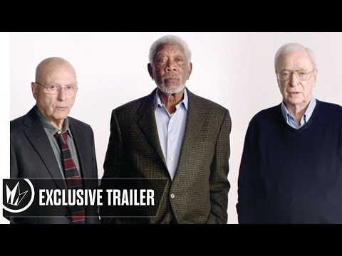 Going in Style Exclusive Trailer (Morgan Freeman, Michael Caine, Alan Arkin) -- Regal Cinemas [HD]