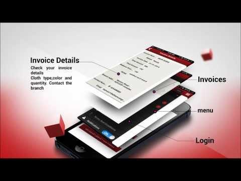 invoice tracker app