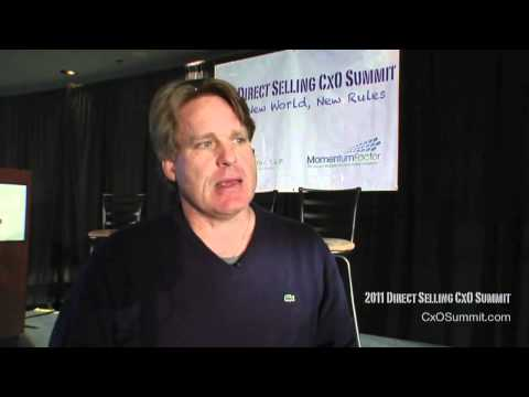 Rob Snyder of Stream Energy is at CxO Summit 2011