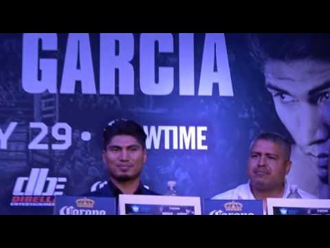 Robert Garcia  & Mike Stafford Both Break Down  Adrien Broner vs Mikey Garcia EsNews Boxing