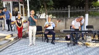 Goychay rayon ictimaiyyeti ile gorush, 24.06.2015