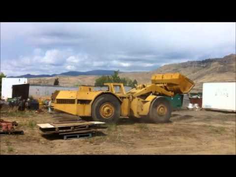 Eimco 915 Scooptram - Underground Mining Equipment
