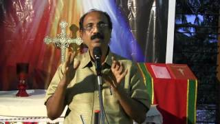 136 - Trivandrum Retreat  by Br Thomas Paul 24 to 28th Sep 2016