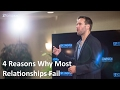 4 Reasons Why Most Relationships Fail | Nick Sparks