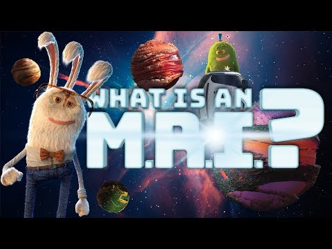 Imaginary Friend Society – What is an MRI?