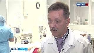 Трем карельским врачам присвоили звание «Заслуженный врач Российской Федерации»