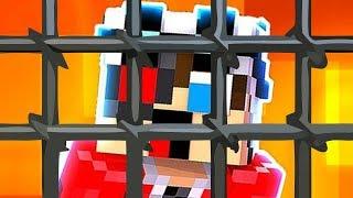 ДЕМАСТЕР ОКАЗАЛСЯ ЗА РЕШЁТКОЙ! КАК ТАК? ЧТО ДЕЛАТЬ ТЕРОСЕРУ? Minecraft Parkour