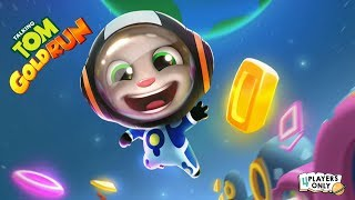 Talking Tom Gold Run | NEW UPDATE: Explore the WACKY PLANET Side World! By Outfit7 Limited