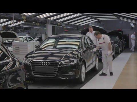 Audi Factory Ingolstadt