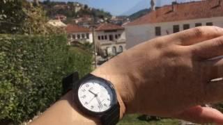 バルカン半島の旅8 アルバニア ベラト〜ジロカストラ