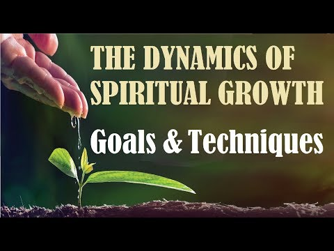 DYNAMICS OF SPIRITUAL GROWTH – Part #1 of Torah Tools for Jewish Spiritual Growth – Jews for Judaism