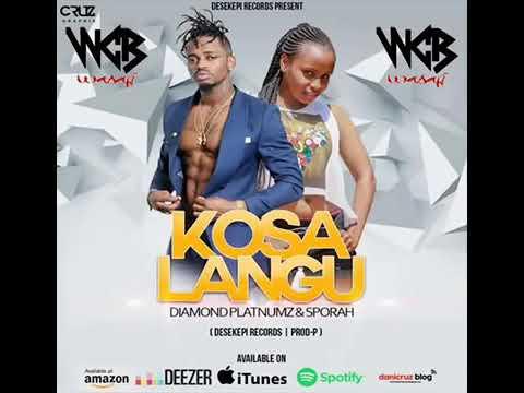 Download Diamond Platinumz ft Sporah- Barua Kwa zari(official audio)
