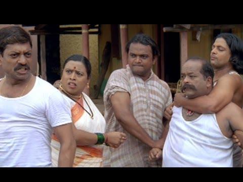 Ratra Divas Nusta VyamVyam - Chashme Bahaddar - Marathi Comedy Scene [HD]