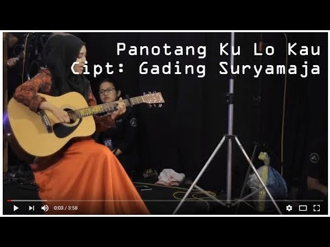 Lagu Sumbawa Barat | Panotang Lo Kau