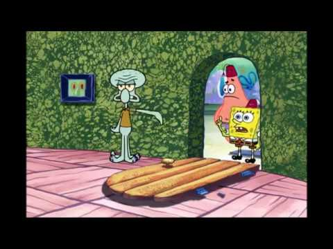 Spongebob Squarepants - Get Out Of My House