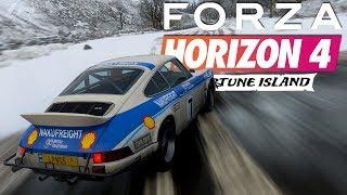 Auch ein Porsche kann Rally! - FORZA HORIZON 4 FORTUNE ISLAND Part 19 | Lets Play