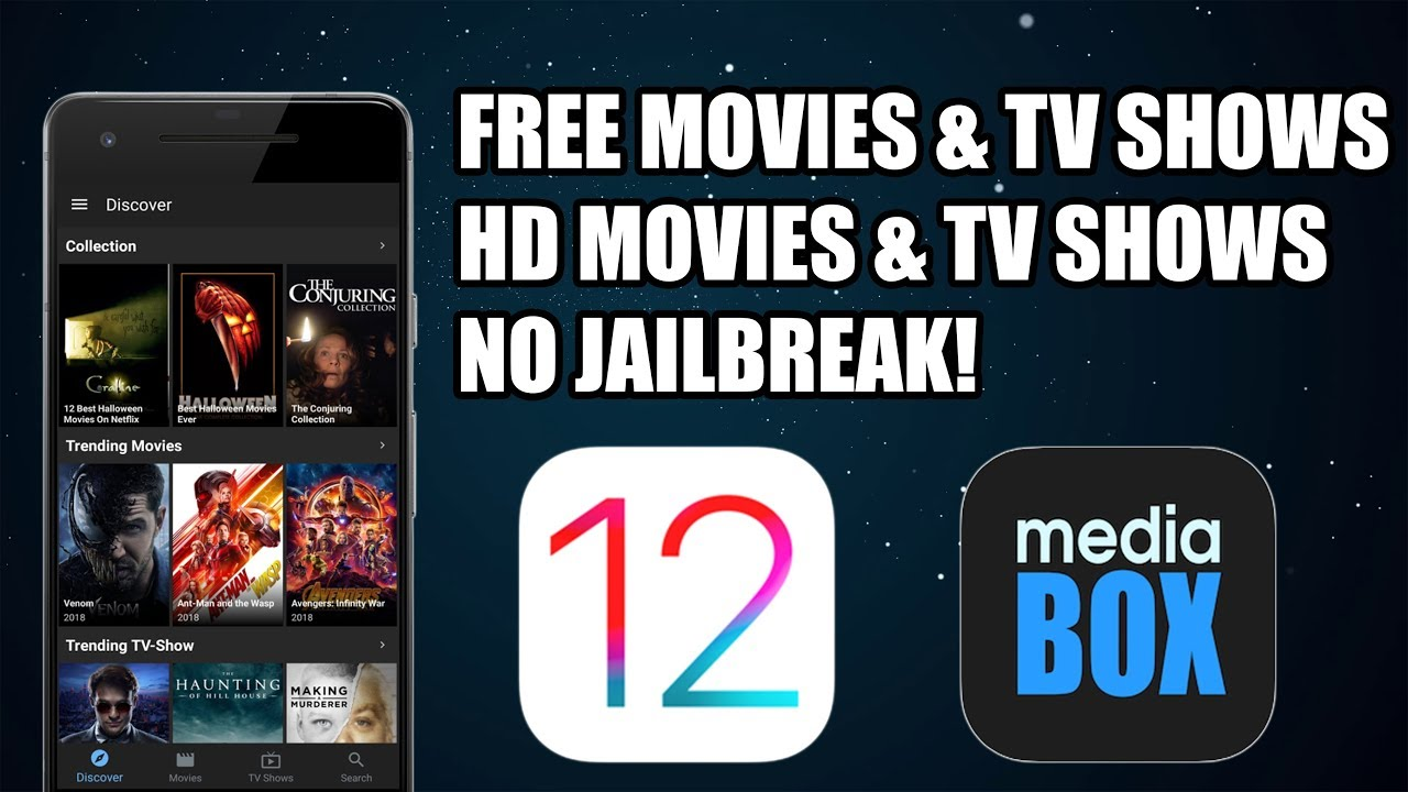 watch movies on iphone free online