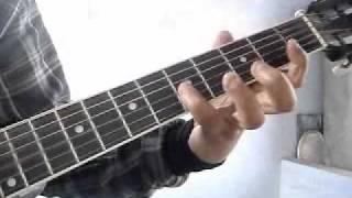 learn ek hasina thi guitar tabs for begginners