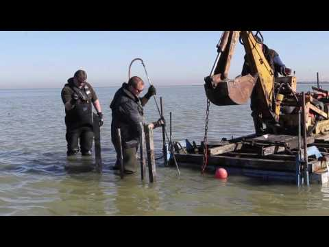 Lake Ellesmere mai mai cleanup HD