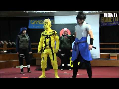 Naruto Cosplay Contest