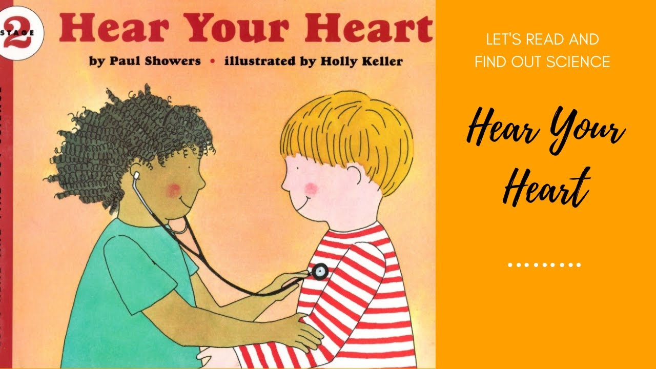 HEAR YOUR HEART (Let's Read And Find Out Science ...