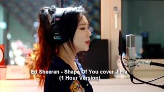 Ed Sheeran - Shape Of You cover J.Fla ( 1 Hour Version )